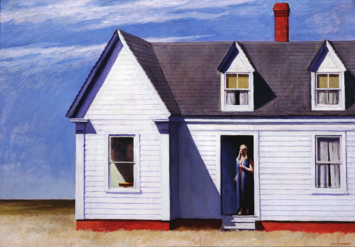 Edward Hopper – HIGH NOON