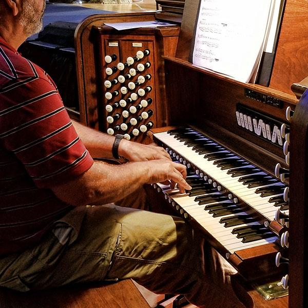 Skinner Pipe Organ Performance