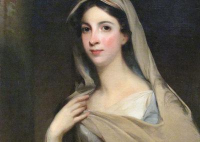 Gilbert Stuart  – MRS. MICHAEL KEPPELE (CATHERINE CALDWELL)