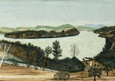 Anna Mary Robertson Moses – LAKE EDEN, VERMONT