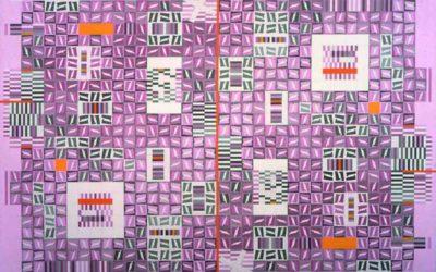Playful Paper Weaving