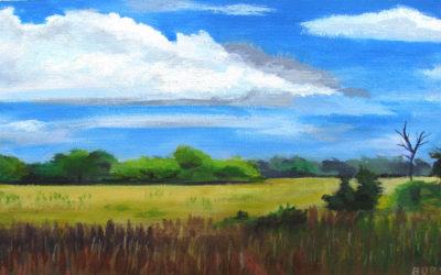Plein Air Landscape Painting