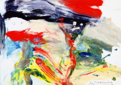 Willemde Kooning – UNTITLED