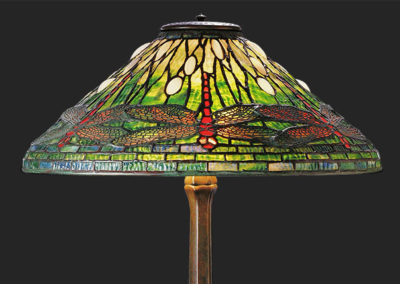 Clara Driscoll – DRAGONFLY LAMP