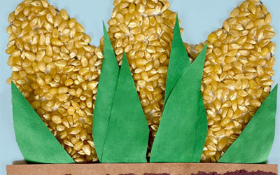Creative Corn Bushels!