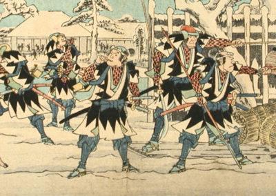 Swashbuckling Samurai