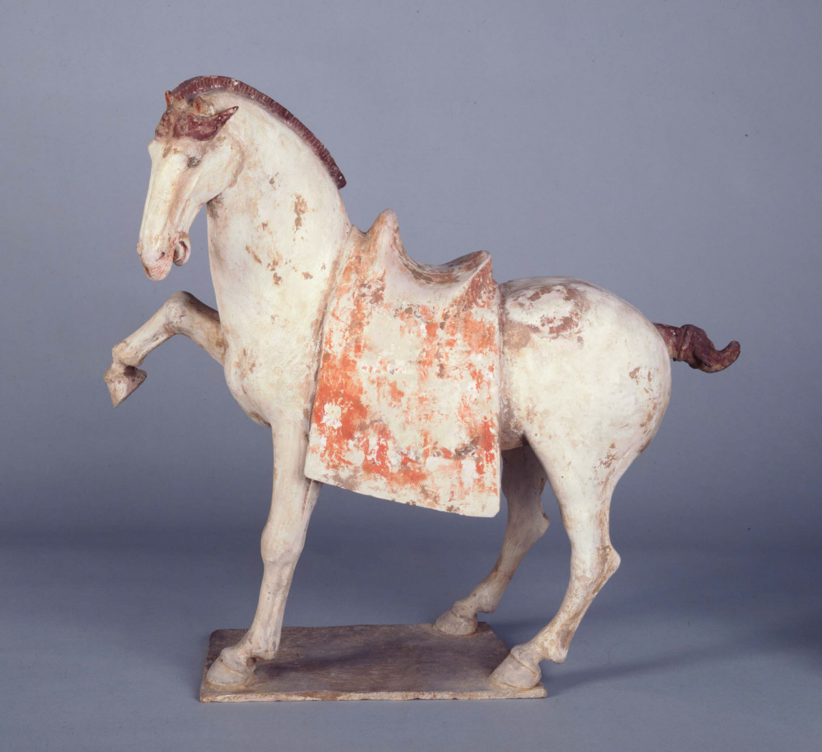 Chinese (Tang Dynasty, 618-907), Dancing Horse, 7th century