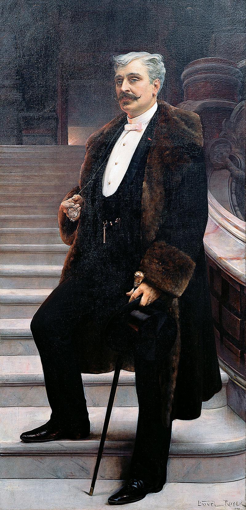 Le Comte d'Adhémar de Cransac - Lionel Noël Royer