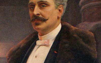 Le Comte d'Adhémar de Cransac