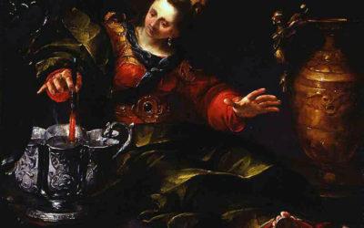Art Vids for Kids: Circe Mulling Wine