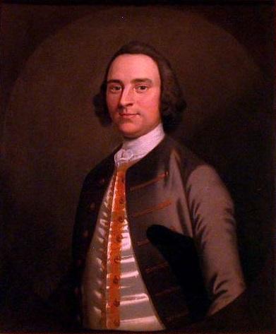 John Wollaston, Philip de Visme, 1749-1752