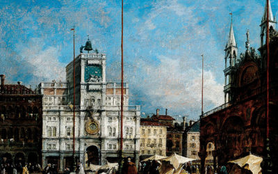 The Clock Tower, Venice