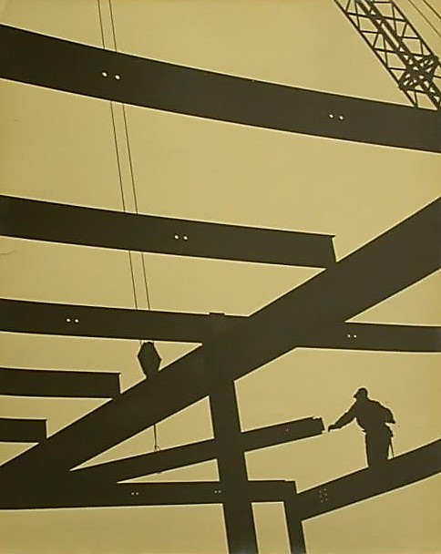 Construction in Steel, about 1957-1974