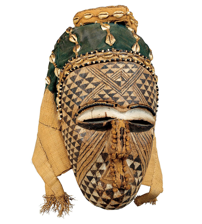 Kuba people, Ngady A Mwaash Face Mask
