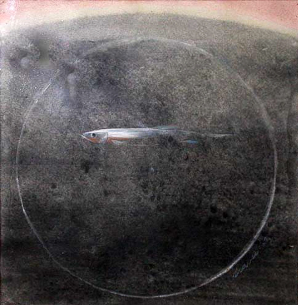 Featured Artwork: Morris Graves (American, 1910–2001), Minnow, 1960