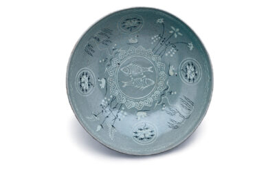 Korean Celadon Bowl