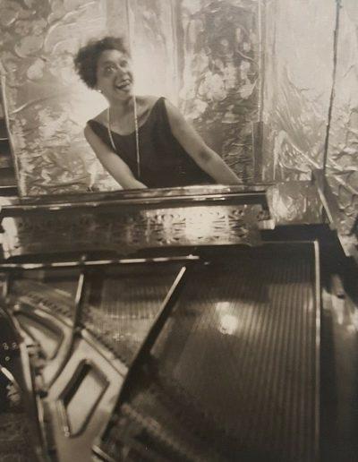 Cecil Beaton, Nora Holt