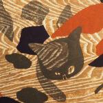 Saitō Kiyoshi (Japanese, 1907–1997), Cats, 1953