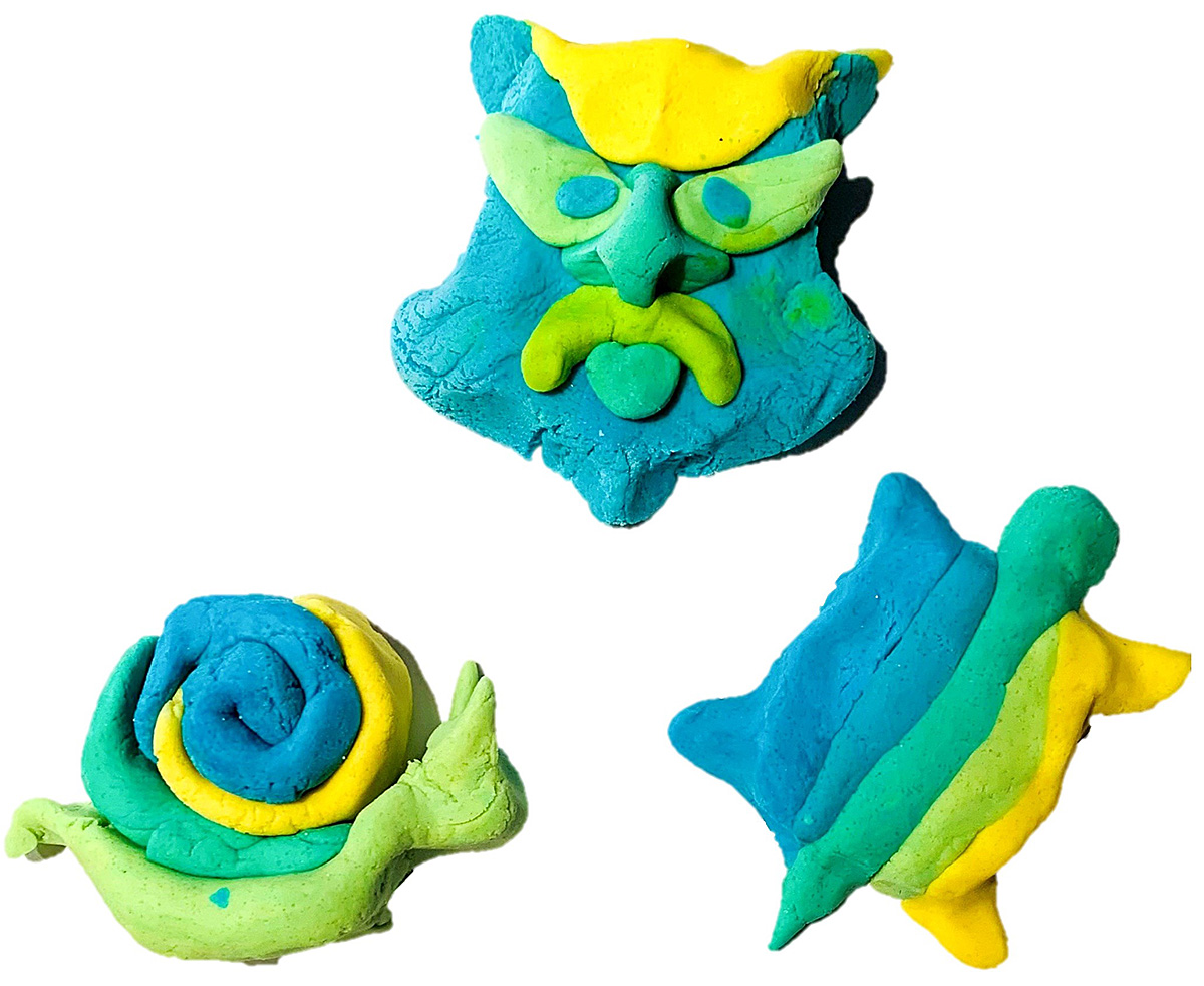 Clay Color Creation