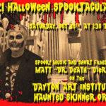Halloween Spooktacular Organ Concert